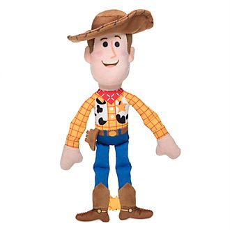 Disney Store Woody Baby Rattle