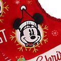 Disney Store Chaussette de Noël Mickey et Minnie pour bébés, Holiday Cheer