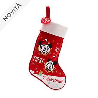 Calza baby Holiday Cheer Topolino e Minni Disney Store