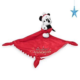 Dudú para bebé Mickey Mouse, Holiday Cheer, Disney Store