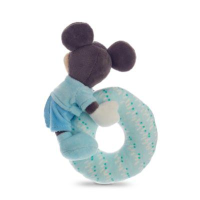 Micky Maus Babyausstattung - Babyrassel