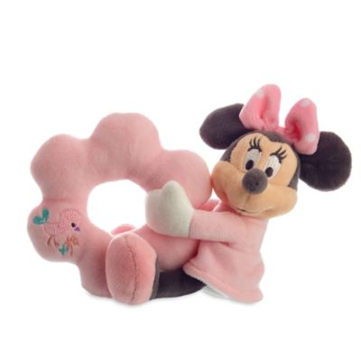 Hochet Minnie Mouse Layette pour bébé