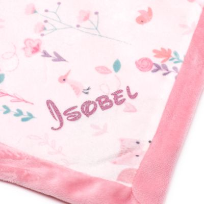 Minnie Mouse Layette Baby Comforter