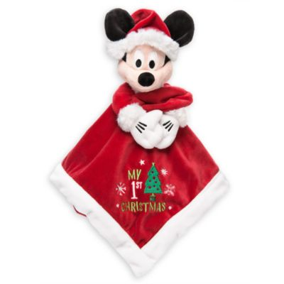 Mickey Mouse 'My 1st Christmas' Festive Comforter