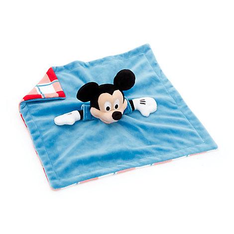 Micky Maus - Schmusetuch für Babys