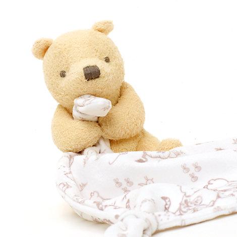 Winnie Puuh – Schmusetuch für Babys