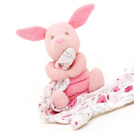 Ferkel – Schmusetuch für Babys