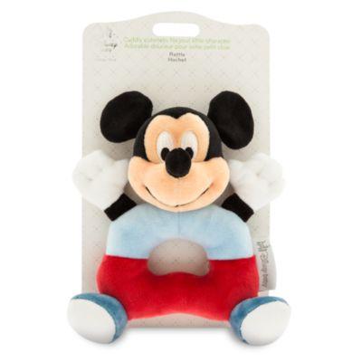 Sonajero Mickey Mouse para bebé