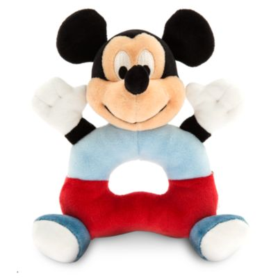 Mickey Mouse-rangle til baby