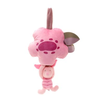 Piglet Musical Baby Pull