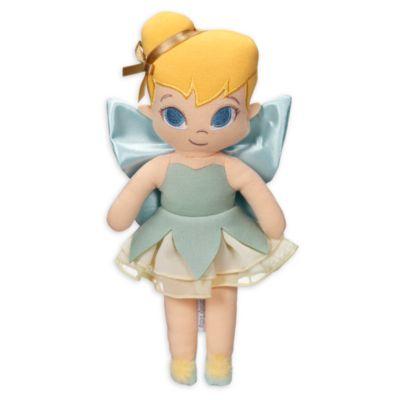 Tinkerbell - Weiche Rassel für Babys