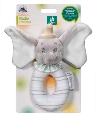 Dumbo Baby Rattle