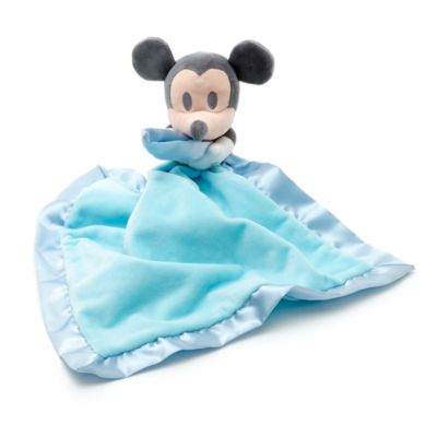 Micky Maus - Schmusetuch mit Kuscheltier