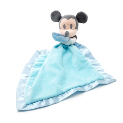 Mickey Mouse Comforter Toy