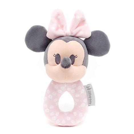 Minnie Maus - Rassel für Babys