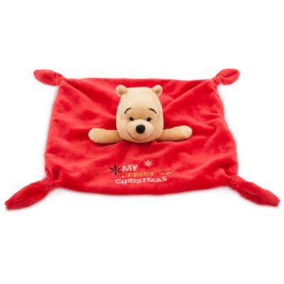 Mantita de Winnie the Pooh