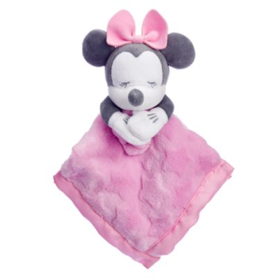 Doudou-peluche Minnie Mouse