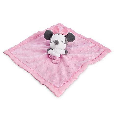 Doudou-peluche Minnie Mouse