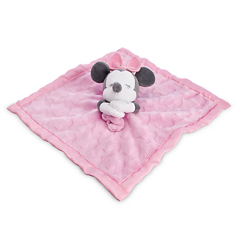Minnie Mouse Comforter Toy