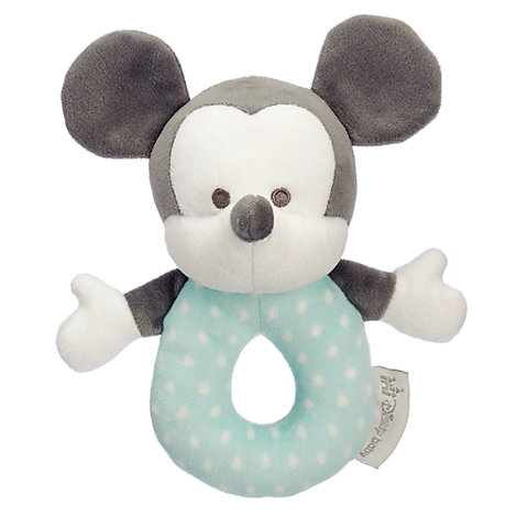 Mickey Mouse Baby Rattle