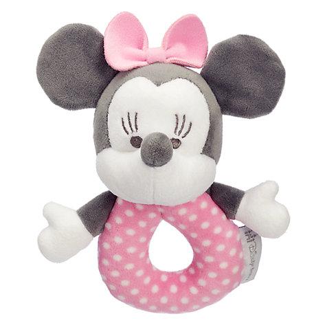 Minnie Maus - Babyrassel