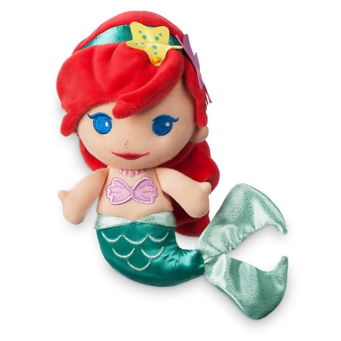 The Little Mermaid Baby Rattle