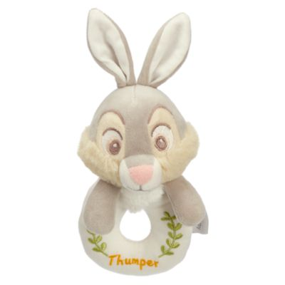 Thumper Baby Rattle