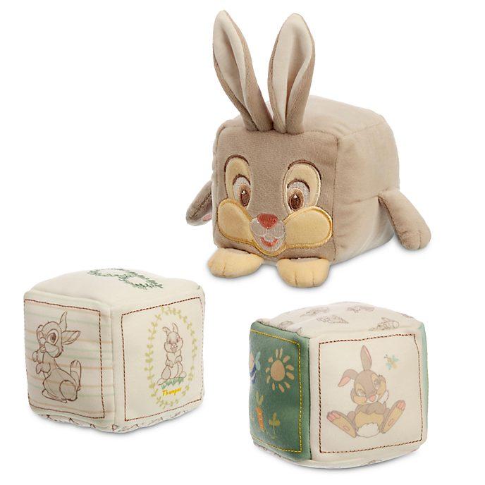 Klopfer - Soft-Bausteine für Babys, 3er-Set