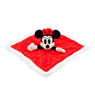 Disney Store Minnie Mouse Baby Comforter Toy