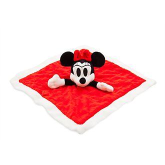 Disney Store - Minnie Maus - Schmusetuch mit Kuscheltier für Babys