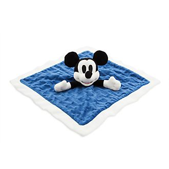 Disney Store Mickey Mouse Baby Comforter Toy