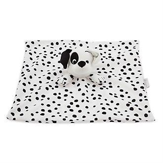 Disney Store - 101 Dalmatiner - Schmusetuch mit Kuscheltier für Babys