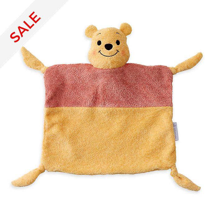 Disney Store - Winnie Puuh - Kuscheltuch für Babys