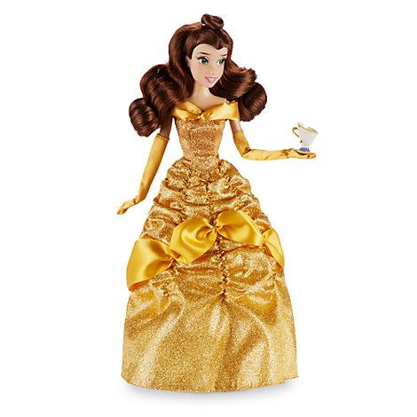 Muñeca clásica Bella