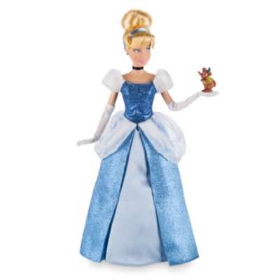 Klassisk Askepot dukke