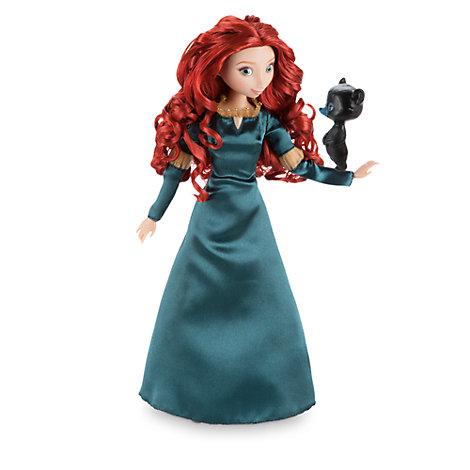 Klassisk Merida dukke