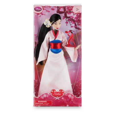 Mulan - Klassische Puppe