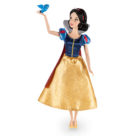 Bambola classica Biancaneve