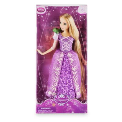Muñeca clásica Rapunzel