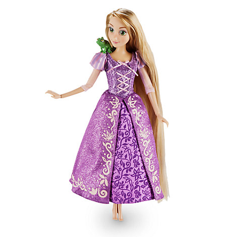 Rapunzel - Klassische Puppe