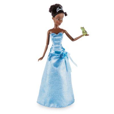 Klassisk Tiana dukke