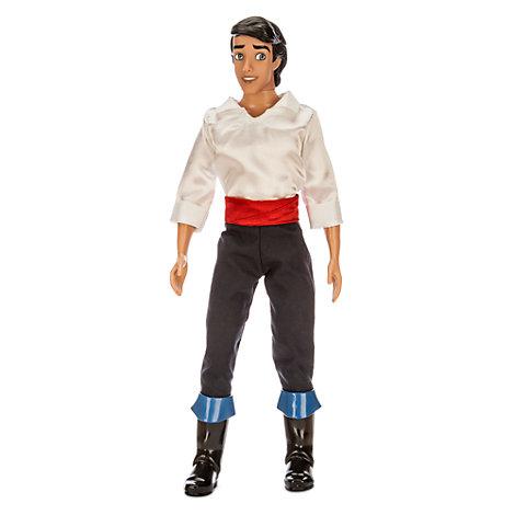 Muñeco clásico Príncipe Éric, La Sirenita