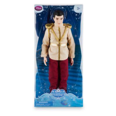Prinsen klassisk docka, Askungen