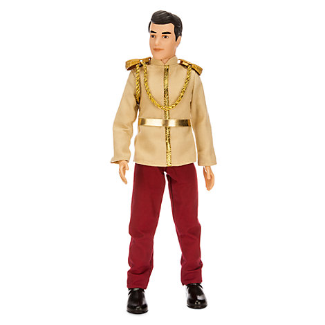 Prince Charming Classic Doll