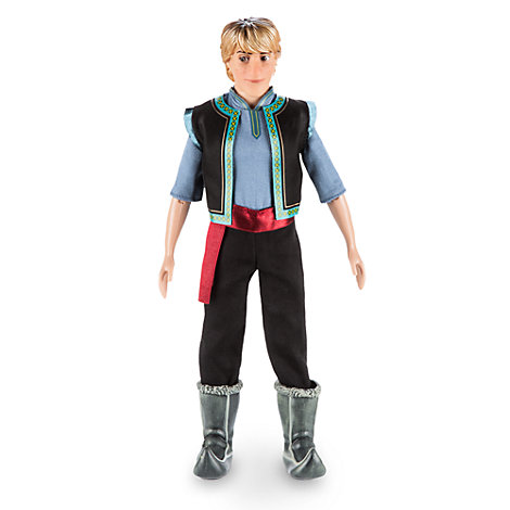 Muñeco clásico Kristoff, Frozen