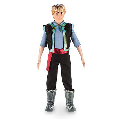 Kristoffer klassisk docka, Frost