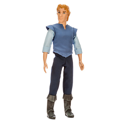 Captain John Smith Classic Doll