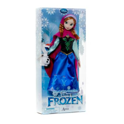 Anna fra Frost, Classic Doll Collection