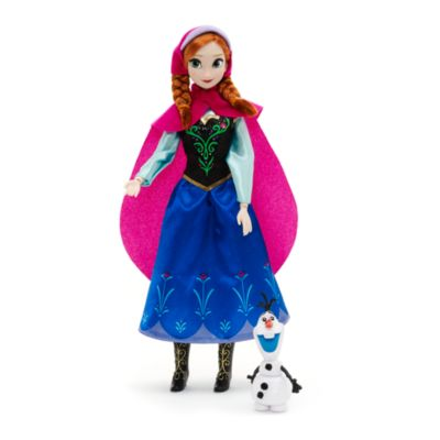 Muñeca de Anna, de la colección Disney Classic Doll