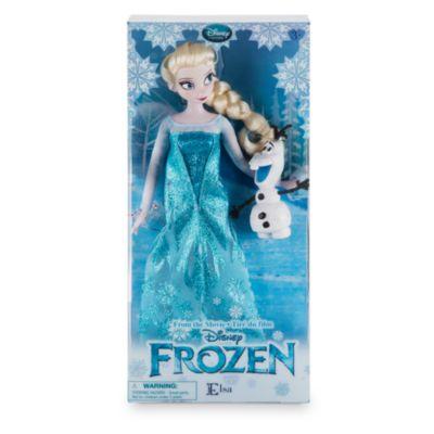 Bambola classica Elsa